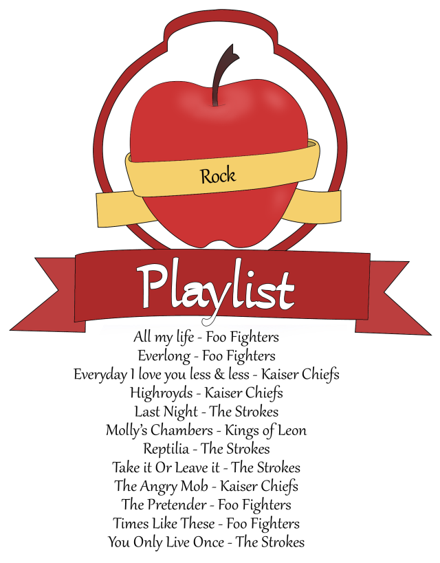 playlist rock